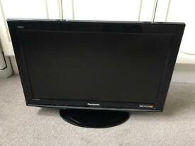 """Panasonic Viera TX-L26X10B 26"""" 720p HD Ready LCD Television With Stand & Remote"""