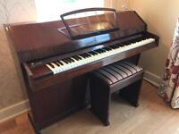 Eavestaff mini Piano
