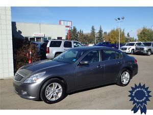 2010 Infiniti G37 Sedan X Luxury AWD - 7-Speed A/T, 80,905 KMs