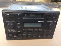 Volvo 850 radio cassette