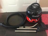 Henry HVR 200-11 Cylinder Vacuum Cleaner - Red