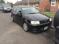 Vw polo highly modified future classic free tax in 7 years