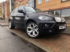 2007 BMW X5 M Sport 7 Seater New MOT