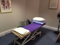 Treatment Room to rent in Bearsden - £60 per day