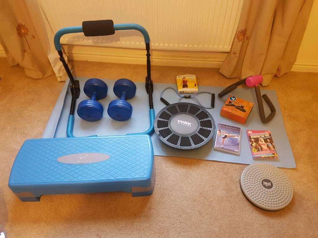 Gym/ fitness equipment