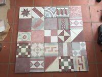 Spanish Floor Tiles