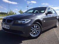 2006 BMW 3 SERIES 2.0 320d ES 4dr 1 OWNER+FULL BMW SERVI HISTORY