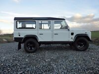 Landrover Defender 110 TD5 Special Edition Ex Mod Low miles only 68k Price is inclusive of Vat.