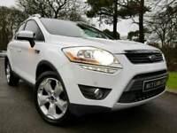 2012 Ford Kuga 2.0 Tdci 163bhp 4x4 Titanium X, Pan-Roof, Xenons, Full Heated Leather, Stunning Jeep!