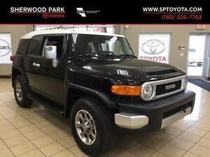 2012 Toyota FJ Cruiser Urban Package-VERY RARE!