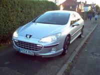 PEUGEOT 407 SE 2004 LOW MILEAGE GREAT CAR