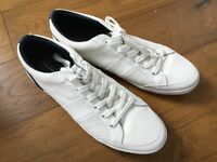 Pull & Bear White Trainers NEVER WORN