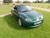 MG TF 2003 135