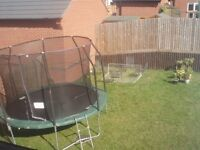 Telstar Trampoline - 12 ft