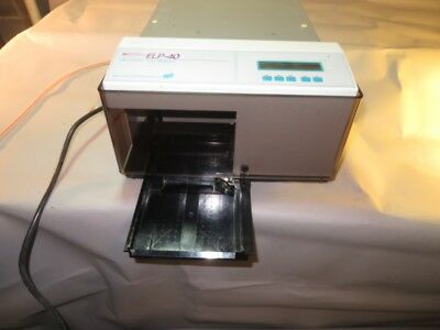 Bio-Tek ELP40 ELP 40 Microplate Strip Washer