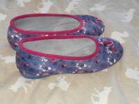 Pretty slippers