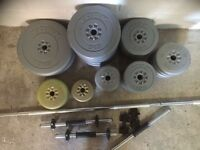 Bargain set of weights