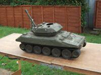 action man tank