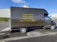 Removals for House & Waste Clearance. Van and Man, highly Recommended!