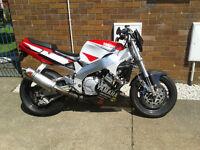 Yamaha YZF750R