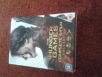 The Hunger Games Complete 4 Film Collection boxset for sale