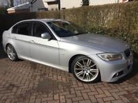 BMW 320D **M SPORT** BUSINESS EDITION STEP 181 BHP**AUTOMATIC/TIPTRONIC**2009 59 Reg