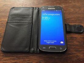 Samsung Galaxy S4 Mini - GT-I9195, black