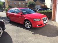 two owners stunning condition 170 BHP Full Audi S/H Just had MOT full service