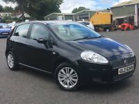 2006 FIAT GRANDE PUNTO 1.2 ACTIVE 5 DOOR 1 YEARS MOT JUST SERVICED ONLY 70000 MILES GOOD CONDITION