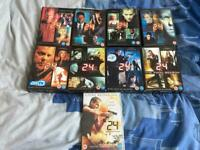 Complete '24' DVD Collection