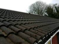 Marley Bold Roll brown roof tiles