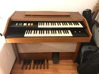 Vintage 1970s Hammond VS-100 Organ Keyboard - Excellent condition
