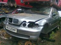 2004 BMW 318I COMPACT PETROL BREAKING FOR PARTS