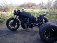 Yamaha xj 900 trike rat mad max