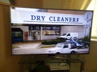 Samsung UE55JU6800 HDR 4K Ultra HDR Nano Crystal Smart TV plus Panasonic 4k upscale BluRay Player