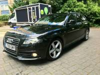 Audi A4 2.0 Tdi S-line 2009 169k Full Service History Px Welcome