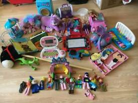 Toys selection