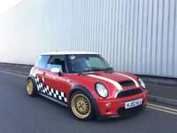 Mini Cooper S 2002 + Sat Nav + Ex B Star Ltd Show Car