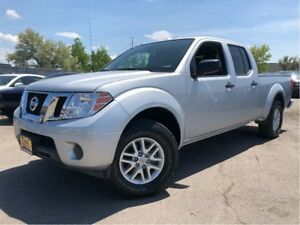 2015 Nissan Frontier CREW CAB 4x4 HARD-TO-FIND MIDSIZE TRUCK!