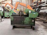 Two Kasto Workshop Power saws (Donkey Saws)