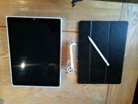 "iPad Pro 12.9"" 128GB Cellular (Unlocked) w/ Apple Pencil - £695"