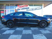 2014 Ford Fusion SE Sunroof Back-up Cam Low KMs