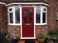 Front and back doors from £799 fitted