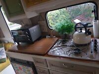 Lovely 4 berth touring caravan eldis shamal xl