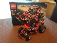 LEGO TECHNIC 2IN1 BUGGY OR TRACTOR