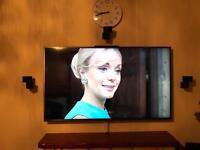 "55"" INCH LED 3D TV. 3 years warranty!"