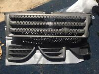 Range Rover Sport Grill & Side Vents 2005/2009