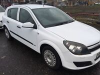 VAUXHALL ASTRA DIESEL 55REG 1.3 5DR FULL YEAR MOT EXCELLENT CONDITION