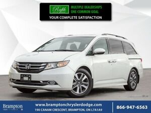 2014 Honda Odyssey TOURING | 1 OWNER TRADE-IN |
