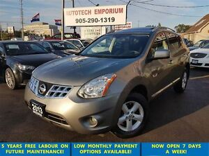 2013 Nissan Rogue Special Edition AWD Alloys/Sunroof/B.tooth &GP